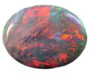 Opal Is A Mineraloid Gel Which Deposited At Relatively Low Temperature And May Occur In The Fissures Of Almost Any Kind Rock